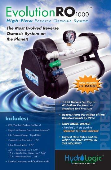 Brochure - Hydro-Logic
