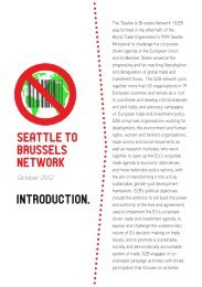 English - Seattle to Brussels Network