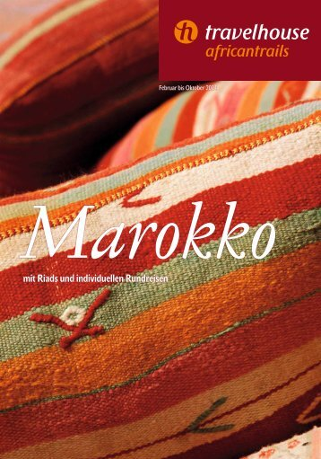Marokko - Travelhouse