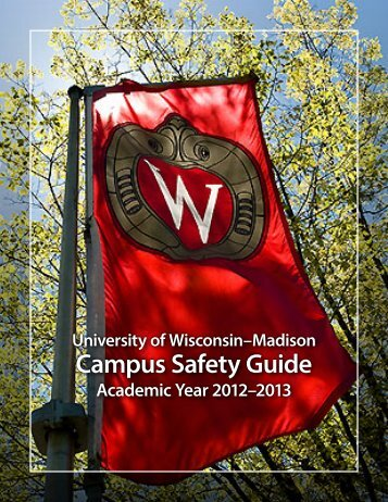 University of Wisconsin–Madison Campus Safety Guide 2009-10