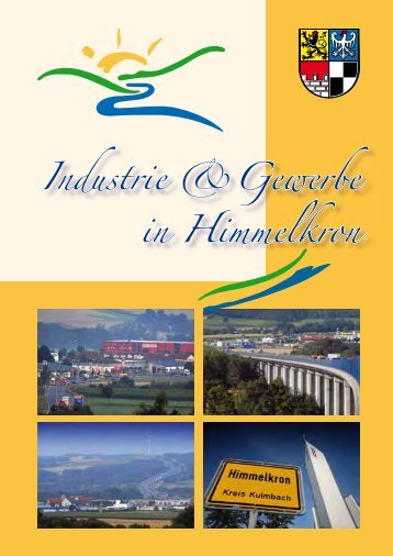 Industrie &Gewerbe in Himmelkron - Gemeinde Himmelkron