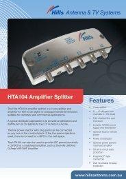 PDF Title - Hills Antenna & TV Systems