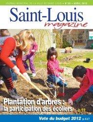 Saint-Louis magazine n° 30 en pdf
