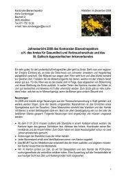2009 - Imkerverband St. Gallen-Appenzell
