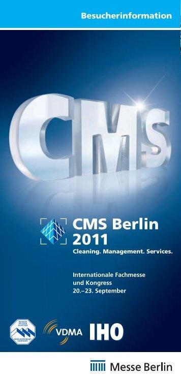 Fachbesucher-Flyer (PDF, 2,6 MB) - CMS Berlin