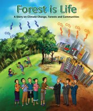 A Story on Climate Change, Forests and Communities - iwgia