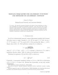 34.Harnack inequalities for log-Sobolev functions and estimates of ...