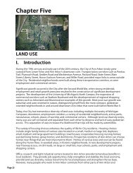 Land Use - Local in Ann Arbor