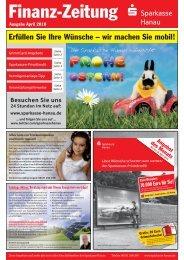 """GrimmCard-Partner rund ums Thema """"Auto"""" Sparkassen-Leasing"""