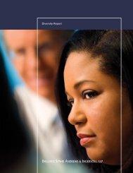 Diversity Report - Ballard Spahr LLP