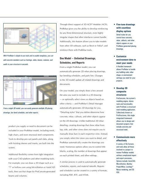 49+ Asa Rebar Software - ASa Rebar Field Placing Software