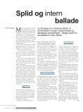 De nye OK-satser fra 1. marts Splid og intern ballade ... - CO-industri - Page 4