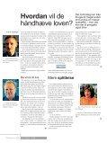 De nye OK-satser fra 1. marts Splid og intern ballade ... - CO-industri - Page 6