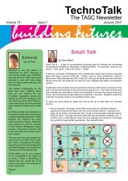 Small Talk - Cerebral Palsy Alliance