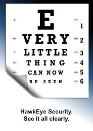 HawkEye Security. See it all clearly. - Neugent Technologies ...