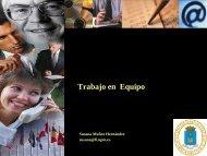Trabajo en Equipo - Universidad Politécnica de Madrid
