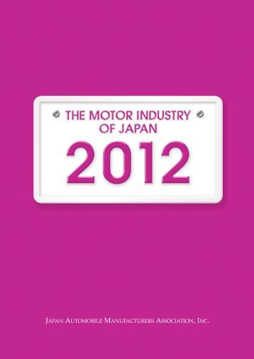 Untitled - Japan Automobile Manufacturers Association, Inc