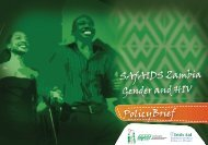 to download Policy Brief - SAfAIDS