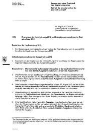 1183/2012 - Regierungsrat - Kanton Bern