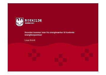 19.11.2009 Roskilde Kommune