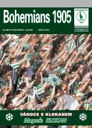 Číslo 18/2007 Vánoční speciál - Bohemians 1905