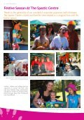 Volunteers Newsletter - January 2009 - The Spastic Centre - Page 4