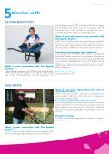 Volunteers Newsletter - January 2009 - The Spastic Centre - Page 5