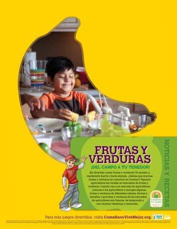 Frutas y Verduras 2010 Descargar