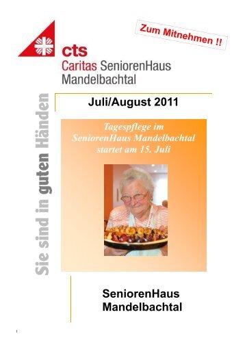 HZ Ormesheim Juli August 2011.pub - Caritas SeniorenHaus ...