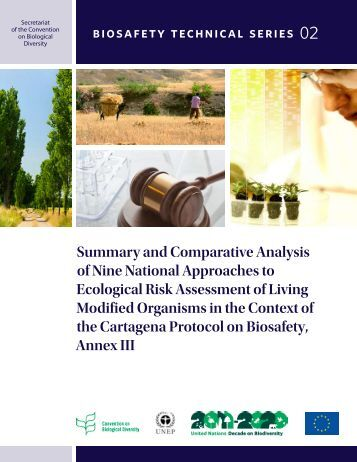 Summary and Comparative Analysis of Nine National Approaches to ...
