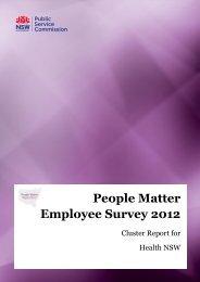 health workforce - HETI - NSW Government