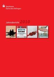 Jahresbericht - Sparkasse Karlsruhe