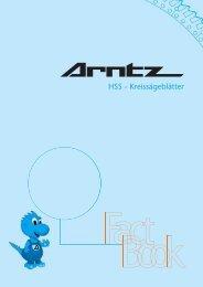 HSS - Kreissägeblätter - Arntz GmbH + Co. KG