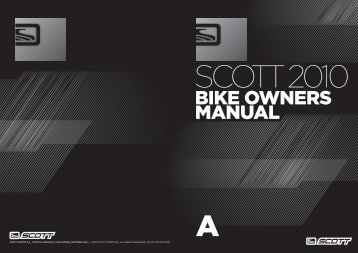 Scott Bike Manual - Amazon Web Services