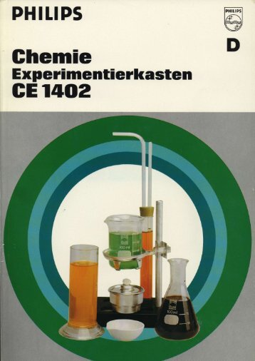 """Ghemie - Philips """"EE"""" electronic experiment kits"""
