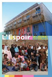 L'Espoir : un logement durable accessible à tous