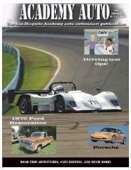 Academy Auto Vo.12