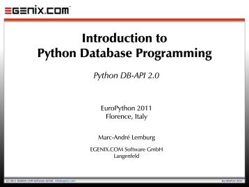introduction to python programming language pdf