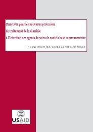 Directives pour les nouveaux protocoles de traitement de ... - IZiNCG
