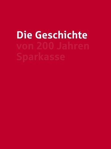 Die Geschichte von 200 Jahren Sparkasse - Sparkasse Karlsruhe