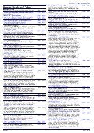 Danzi 9 Bläserquintette Op 56 67 78 Band III Op.68 Nr.1-3