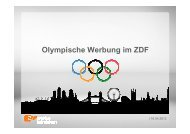 120418_Angebot Olympia London 2012 Dt - ZDF Werbefernsehen