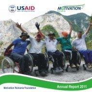 Motivation Romania Foundation - Fundatia Motivation Romania
