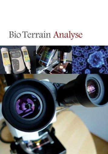 Bio Terrain Analyse - DARMVITA