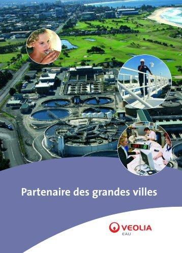 Partenaire des grandes villes - Veolia Eau Réunion