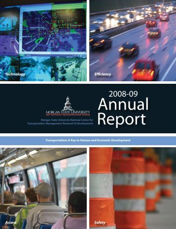 Annual Report - Morgan State University
