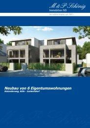Exposé - M & P Schönig Immobilien