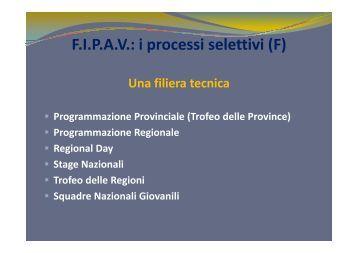La prospettiva - FIPAV - Comitato Regionale Lombardia ...