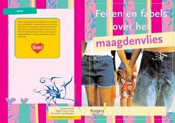 Feiten en fabels over het maagdenvlies - Huisarts-Migrant.nl