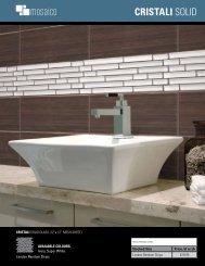 CristaliBlendSolidProductSheet.pdf - Ames Tile & Stone